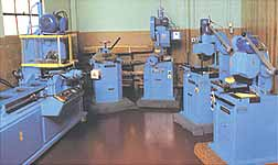Metal Sawing Machines